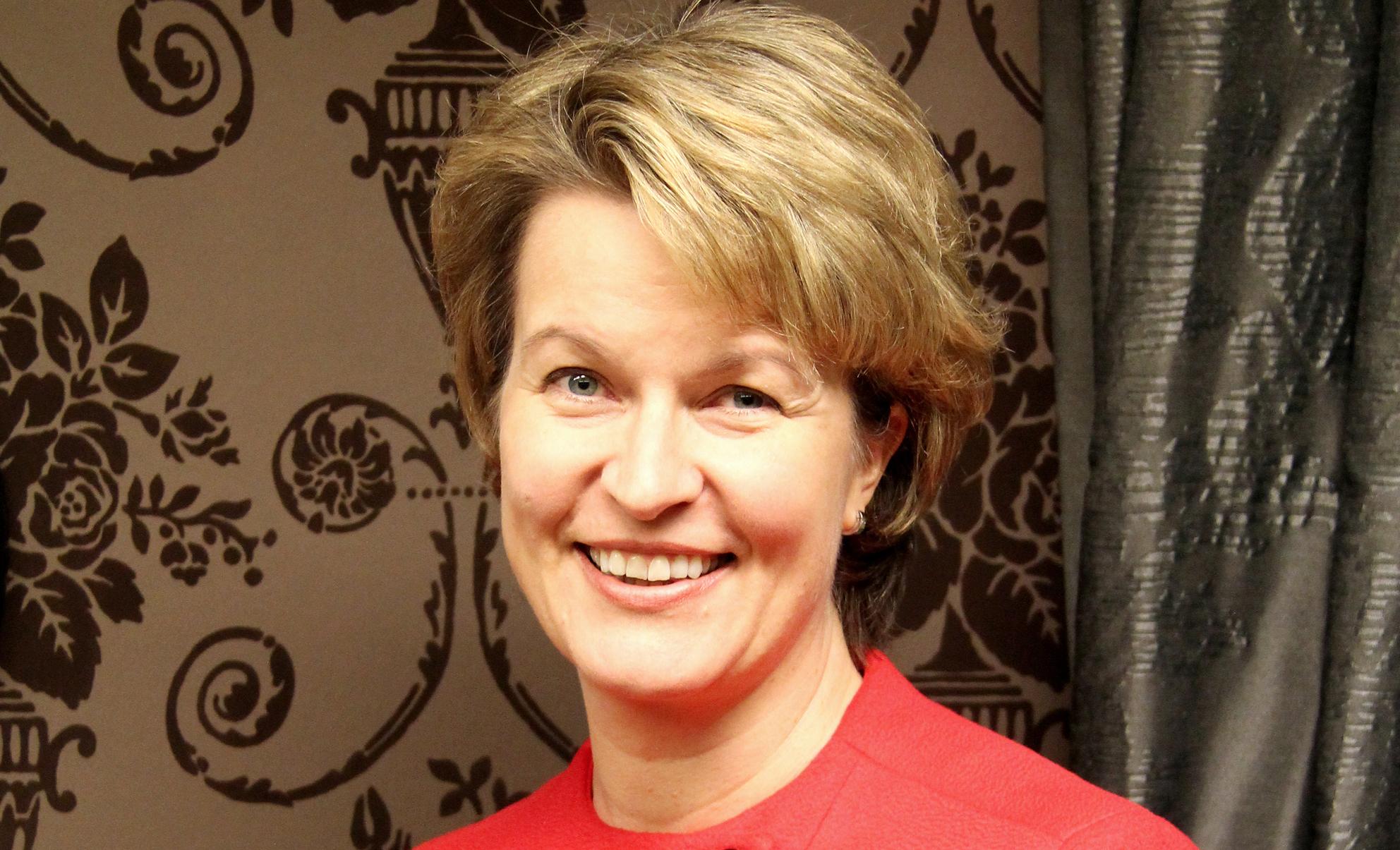 Fondian toimitusjohtaja Salla Vainio