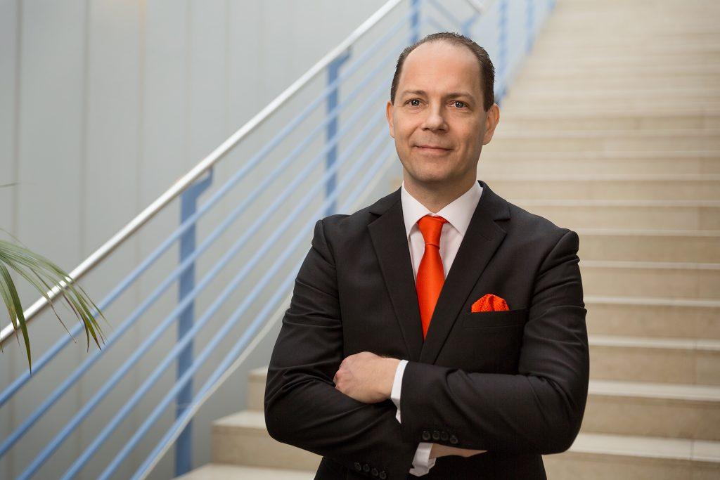 Exel Composites -pörssiyhtiön toimitusjohtaja Riku Kytömäki