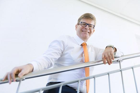 Rauten toimitusjohtaja Tapani Kiiski