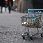 Ostoskärry ja kolikoita. Vinkit oman talouden hallintaan ja sijoittamisen aloittamiseen.