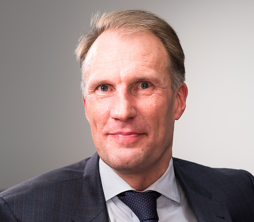 Harvian toimitusjohtaja Tapio Pajuharju