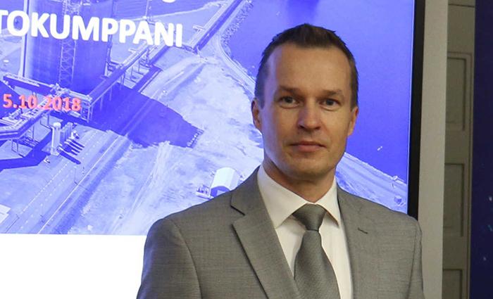 Viafin Services, vt. toimitusjohtaja Marko Sipola